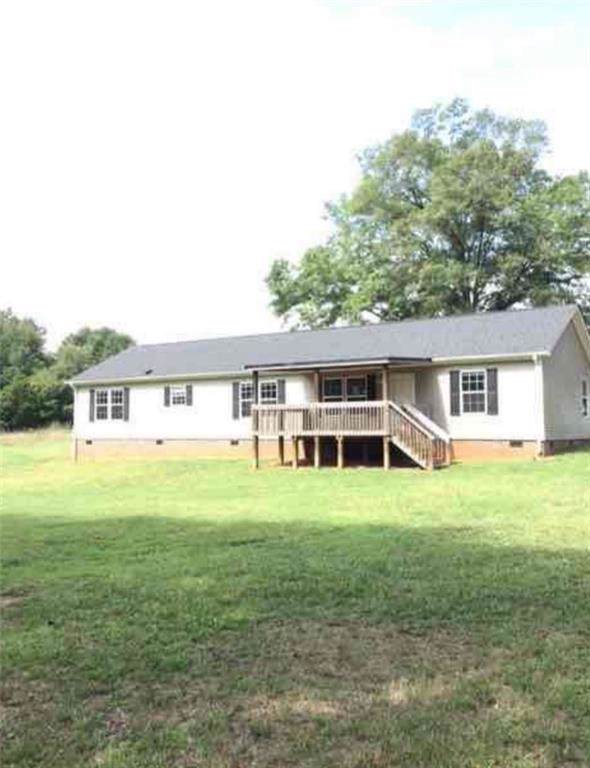 2323A Beaverdam Road, Williamston, SC 29697 (MLS #20222130) :: The Powell Group