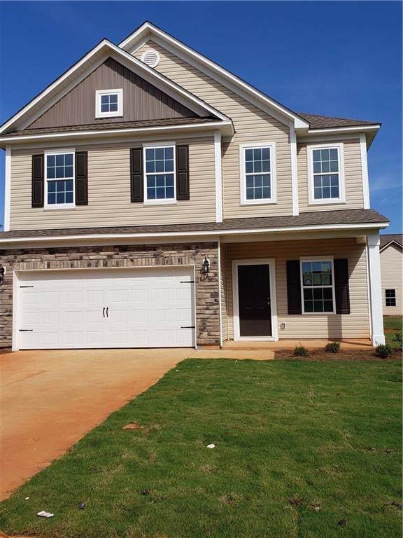 114 Printers Street, Pendleton, SC 29670 (MLS #20222193) :: Les Walden Real Estate