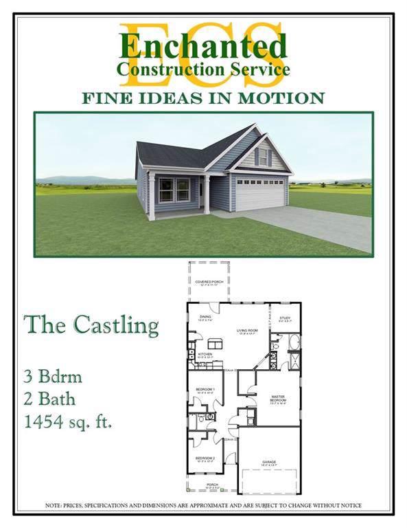 107 Longshore Drive, Belton, SC 29627 (MLS #20222209) :: Les Walden Real Estate