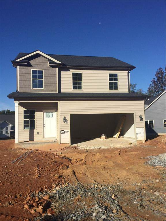 207 Ashwood Lane, Anderson, SC 29625 (MLS #20222297) :: The Powell Group