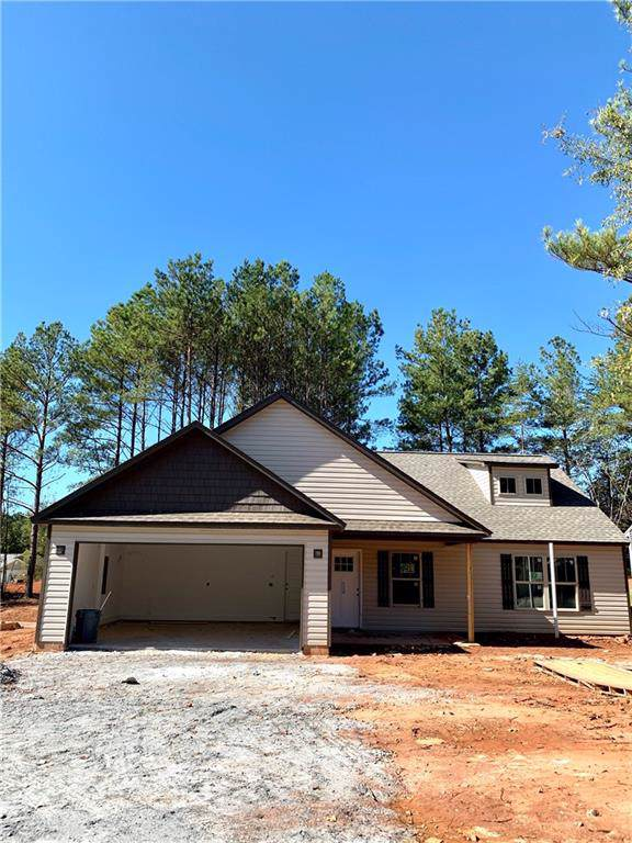 109 Dream Court, Liberty, SC 29657 (MLS #20222344) :: Tri-County Properties at KW Lake Region