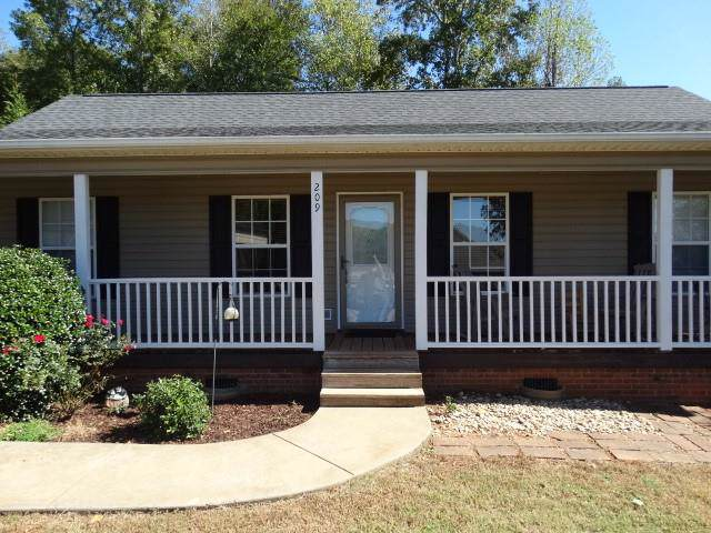 209 Sycamore Drive, Pickens, SC 29671 (MLS #20222442) :: Les Walden Real Estate