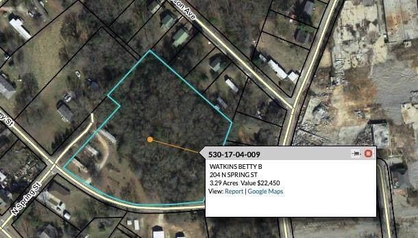 603 E Abbey Street, Westminster, SC 29693 (MLS #20222549) :: Tri-County Properties at KW Lake Region