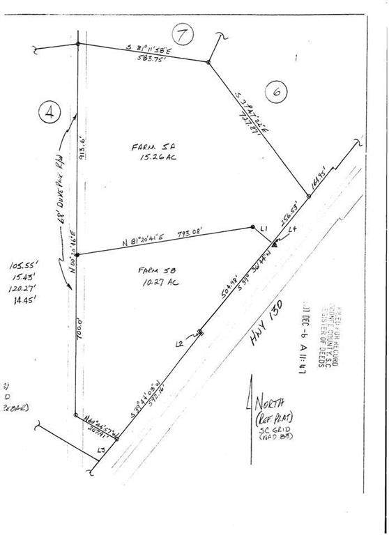 25.53 Acres Rochester Highway, Seneca, SC 29672 (#20222550) :: Connie Rice and Partners