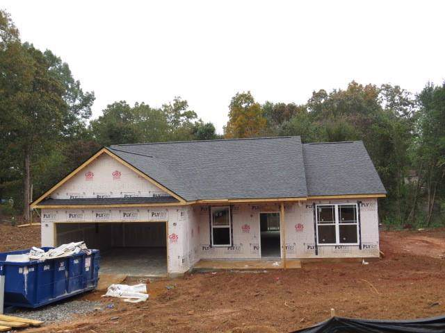 110 Bentwood Drive, Piedmont, SC 29673 (MLS #20222635) :: The Powell Group