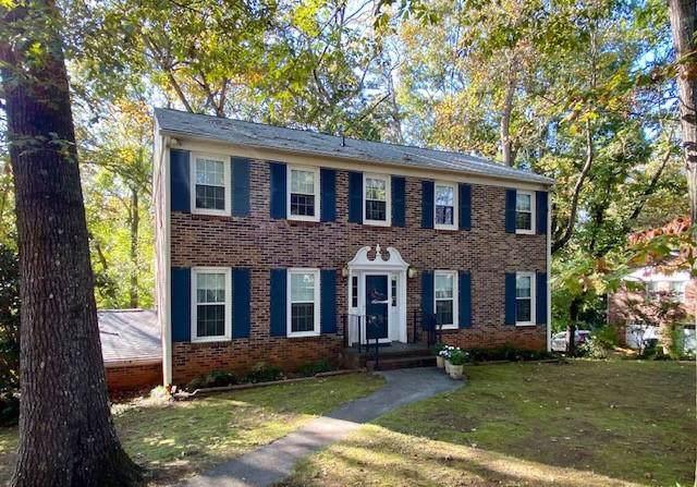 502 Timberlake Road, Anderson, SC 29625 (MLS #20222671) :: Les Walden Real Estate
