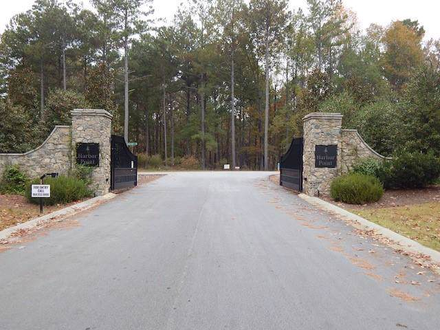 Lot 103 Little River Drive, Seneca, SC 29672 (#20222758) :: Connie Rice and Partners
