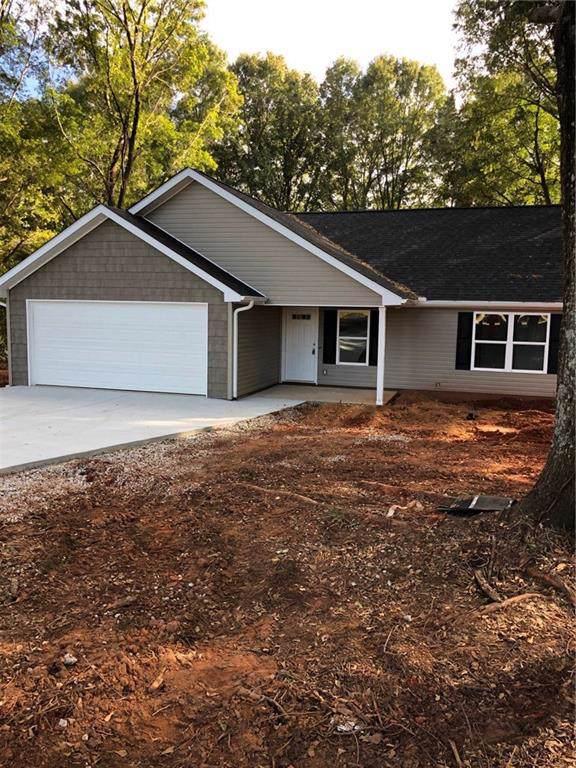695 Travis Road, Anderson, SC 29626 (MLS #20222790) :: Tri-County Properties at KW Lake Region