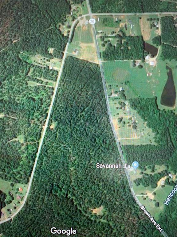 lot 60 Carroll Road, Belton, SC 29627 (MLS #20222880) :: Tri-County Properties at KW Lake Region