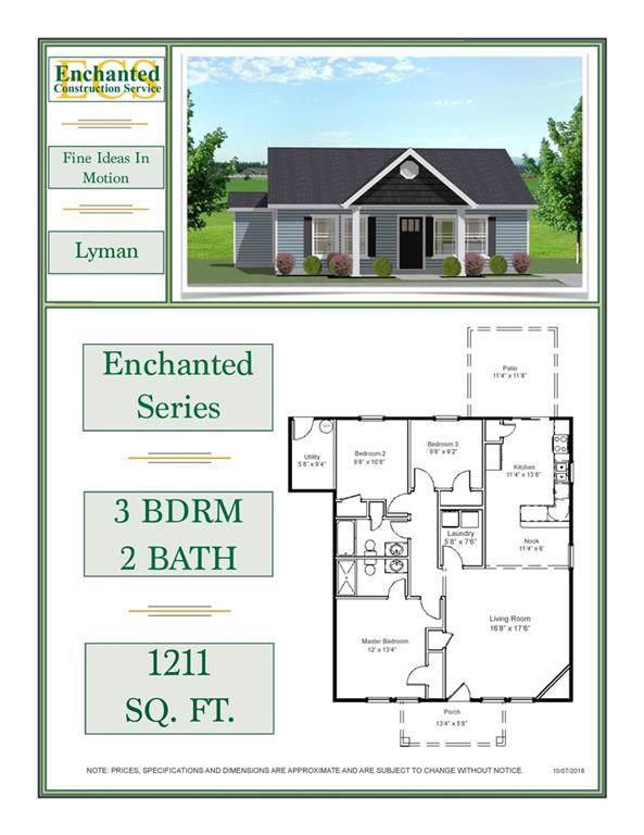 426 Starke Street, Anderson, SC 29624 (MLS #20222889) :: Les Walden Real Estate