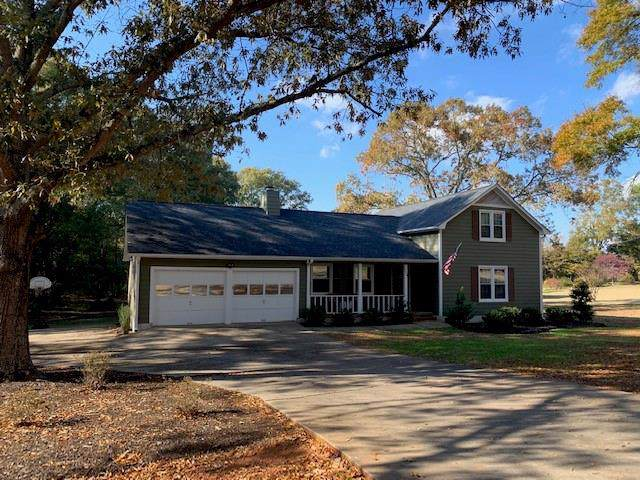 1309 Lakewood Lane, Anderson, SC 29625 (#20223158) :: Connie Rice and Partners