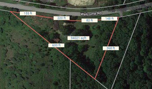 0 Lot 2 Welcome Road, Williamston, SC 29697 (MLS #20223304) :: Tri-County Properties at KW Lake Region
