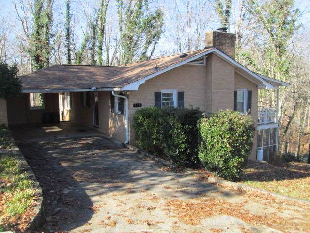 113 Blake Drive, Townville, SC 29689 (MLS #20223993) :: The Powell Group