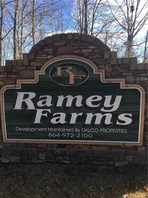 524 Ramey Overlook Drive, Westminster, SC 29693 (#20224102) :: Connie Rice and Partners