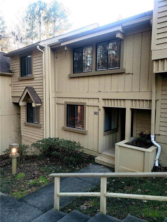 210 Harbor Cove Drive, Salem, SC 29676 (MLS #20224104) :: The Powell Group