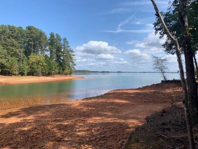 0 Yacht Club Road, Hartwell, SC 30643 (MLS #20224522) :: The Powell Group