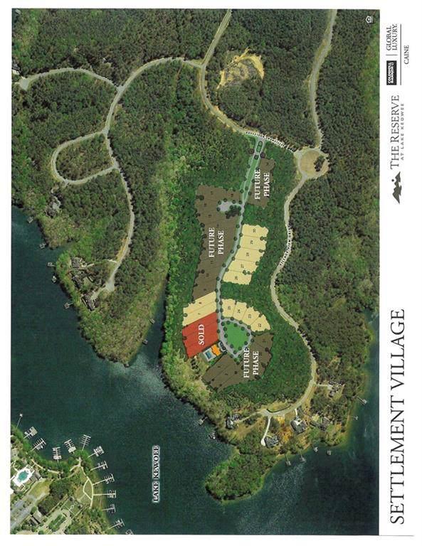 Lot 28 Settlement Village Drive, Sunset, SC 29685 (MLS #20224574) :: Les Walden Real Estate