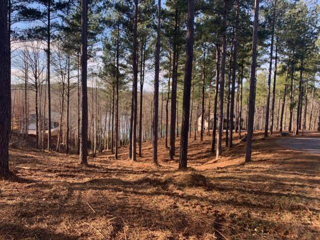 Lot 34 Highland Shores At Keowee, Salem, SC 29676 (MLS #20224712) :: The Powell Group