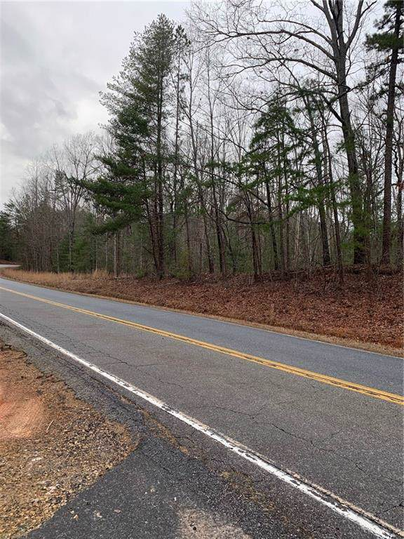 00 Cassidy Bridge Road, Mountain  Rest, SC 29664 (MLS #20224793) :: Tri-County Properties at KW Lake Region