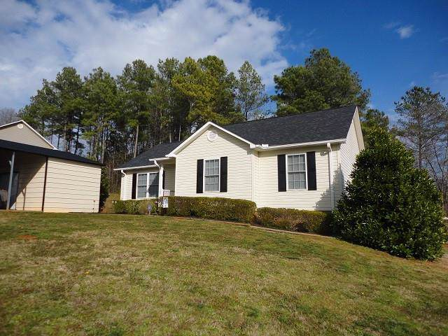 107 Sycamore Drive, Pickens, SC 29671 (MLS #20225085) :: Tri-County Properties at KW Lake Region