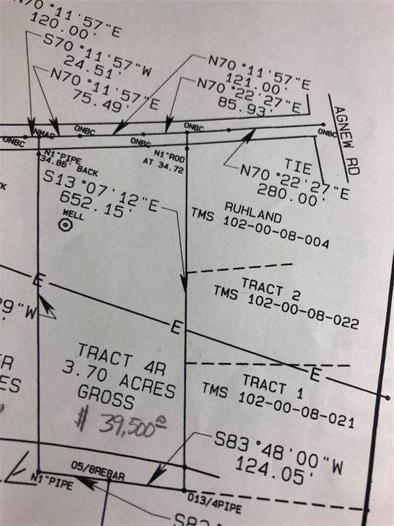 00 Lenox Drive, Starr, SC 29684 (MLS #20225119) :: Tri-County Properties at KW Lake Region