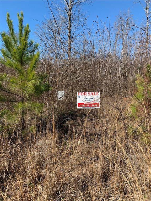 Lot 69 Riverbend Road, Fair Play, SC 29643 (MLS #20225411) :: The Powell Group