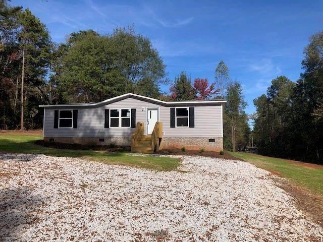 217 Turk Road, Townville, SC 29689 (MLS #20225520) :: Les Walden Real Estate