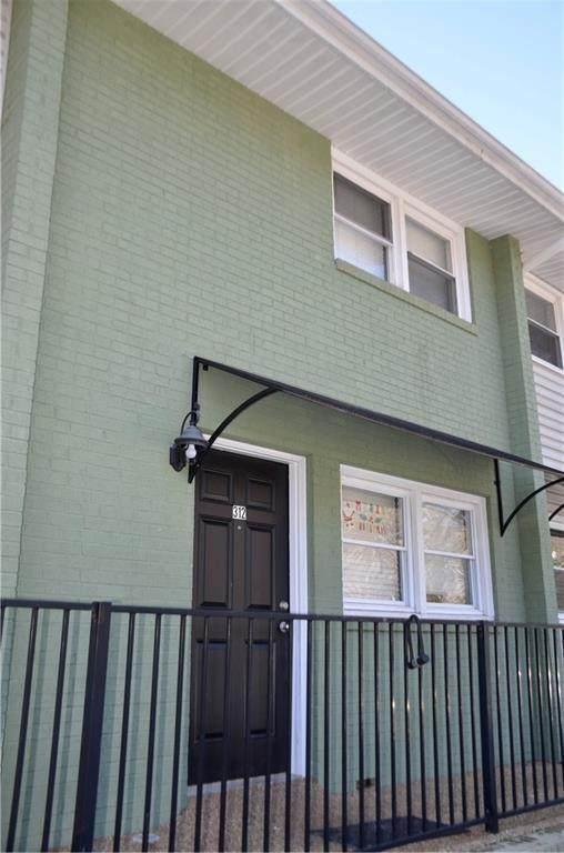 99 Wyatt Avenue, Clemson, SC 29631 (MLS #20225552) :: Tri-County Properties at KW Lake Region