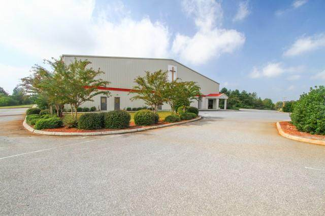 1221 Good Hope Church Road, Starr, SC 29684 (MLS #20225573) :: The Powell Group