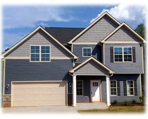 5 Cringle Lane, Anderson, SC 29625 (MLS #20225682) :: Tri-County Properties at KW Lake Region