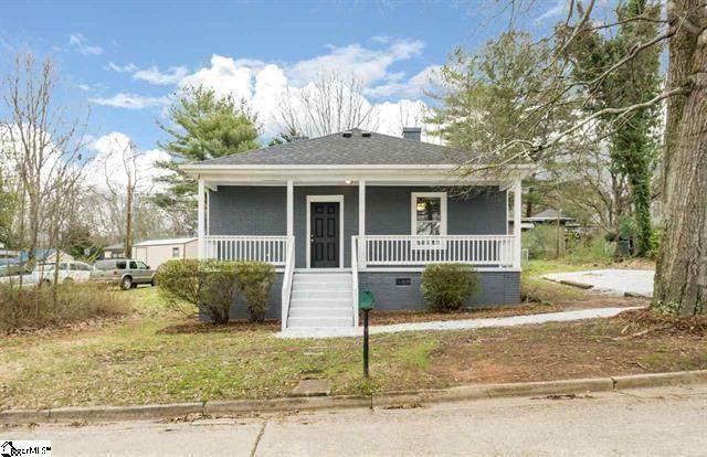 1810 Arial Road, Easley, SC 29640 (MLS #20225833) :: Les Walden Real Estate
