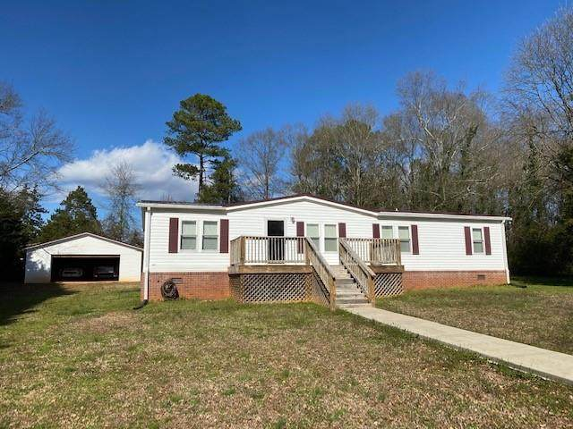 214 Savannah Drive, Seneca, SC 29678 (MLS #20226273) :: Les Walden Real Estate