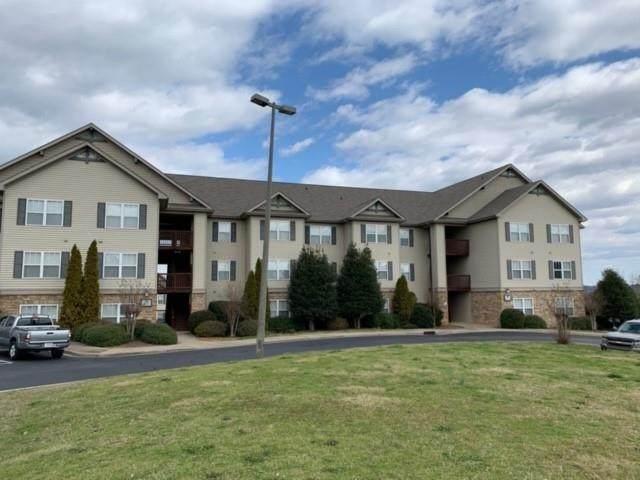 1612 Harts Ridge Drive, Seneca, SC 29678 (MLS #20226450) :: Les Walden Real Estate