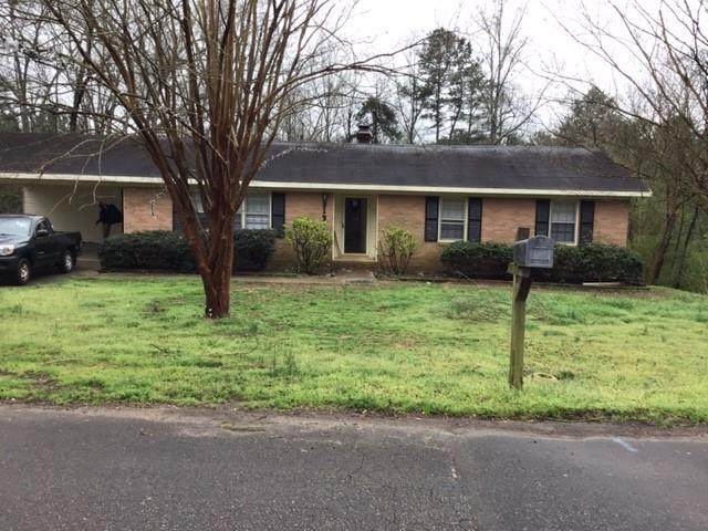 319 Mountain View Drive, Central, SC 29630 (#20226560) :: Connie Rice and Partners