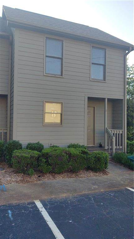343 Old Greenville Highway, Clemson, SC 29631 (MLS #20227817) :: The Powell Group