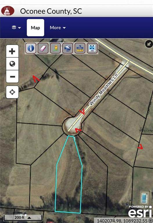 Lot 7 Windy Meadows Lane, West Union, SC 29696 (MLS #20228145) :: The Powell Group