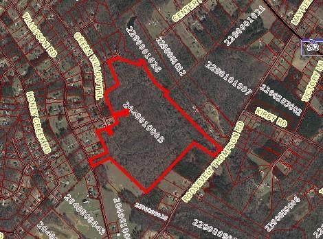 00 Broadleaf Lane, Anderson, SC 29621 (MLS #20228517) :: Les Walden Real Estate