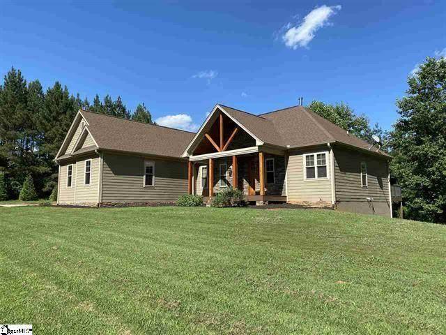 1361 Slab Bridge Road, Liberty, SC 29657 (MLS #20229109) :: Tri-County Properties at KW Lake Region