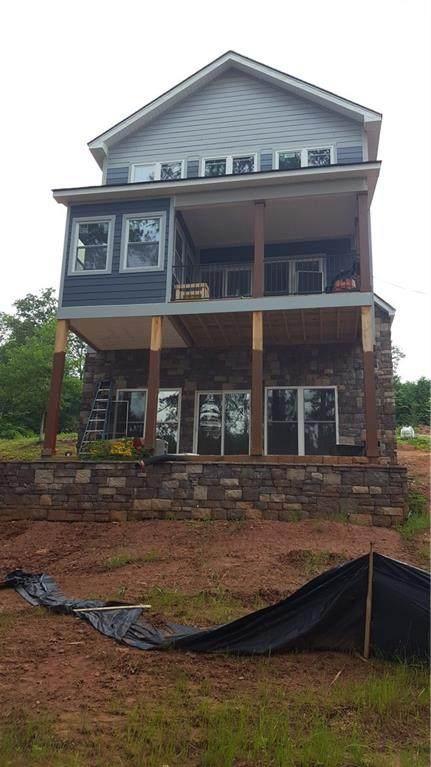 306 Long View Ridge Lane, Seneca, SC 29672 (MLS #20229499) :: Les Walden Real Estate