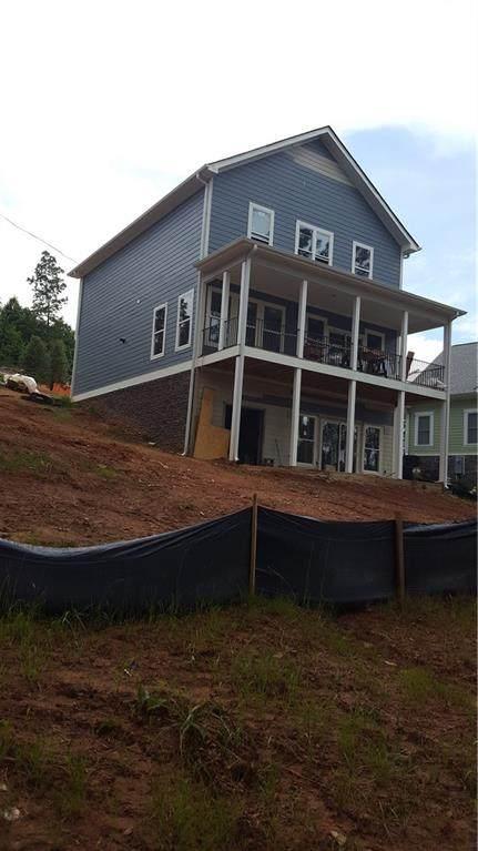 310 Long View Ridge Lane, Seneca, SC 29672 (MLS #20229500) :: Les Walden Real Estate