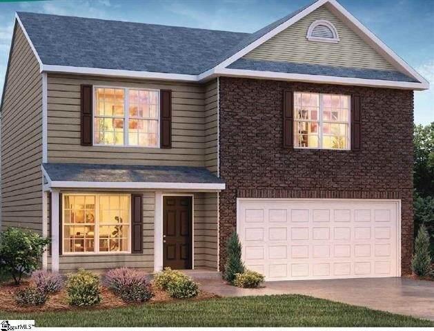 258 Hillendale Way, Pelzer, SC 29669 (MLS #20229518) :: Les Walden Real Estate