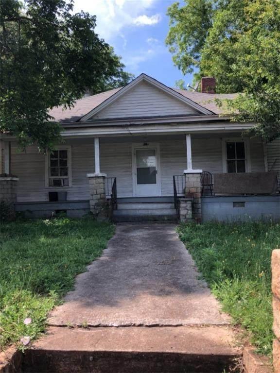 606 Piedmont Avenue, Anderson, SC 29625 (MLS #20229574) :: Tri-County Properties at KW Lake Region