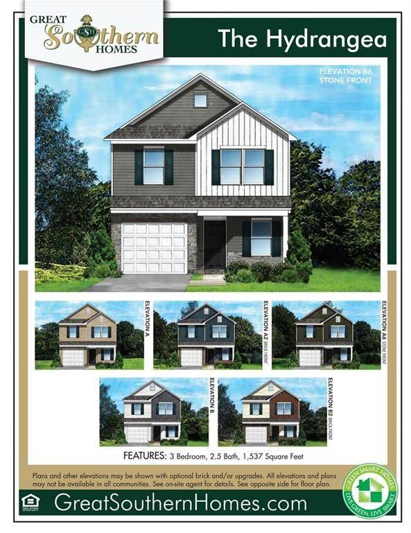 108 Foxcreek Court, Seneca, SC 29678 (MLS #20229697) :: Les Walden Real Estate