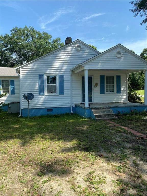 110 Edgewood Avenue, Belton, SC 29627 (MLS #20229829) :: Les Walden Real Estate