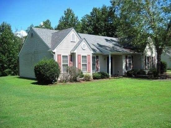 3344 Centerville Road, Anderson, SC 29625 (MLS #20229837) :: Les Walden Real Estate