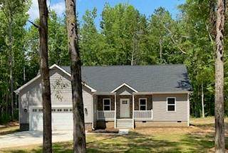121 Horseshoe Drive, Townville, SC 29689 (MLS #20229846) :: Les Walden Real Estate