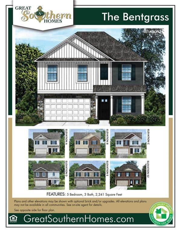 980 S Depot Street, Seneca, SC 29678 (MLS #20229851) :: Les Walden Real Estate