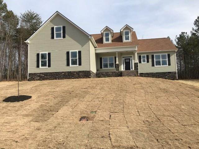 115 Mckenna Drive, Pelzer, SC 29669 (MLS #20229907) :: The Powell Group