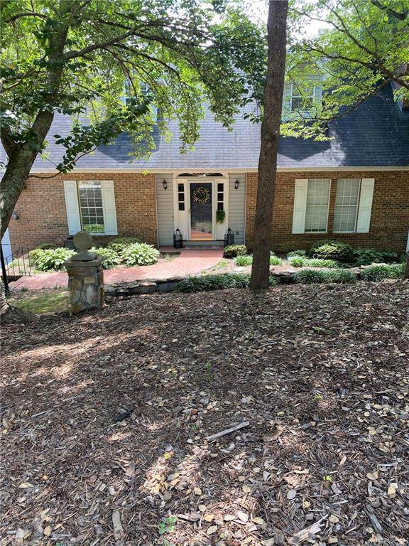 106 Bobolink Drive, Seneca, SC 29672 (MLS #20229914) :: The Powell Group