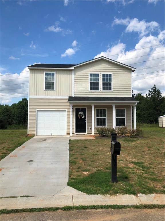 161 Strawberry Place, Anderson, SC 29624 (MLS #20229945) :: The Powell Group